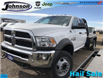 2018 Ram 5500 Crew Cab DRW 4x4,  Knapheide Platform Body #C871047 - photo 1