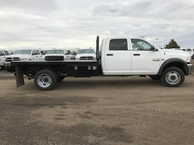 2018 Ram 5500 Crew Cab DRW 4x4,  Knapheide Platform Body #C871048 - photo 5