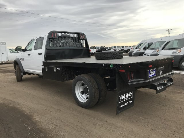 2018 Ram 5500 Crew Cab DRW 4x4,  Knapheide Platform Body #C871048 - photo 2