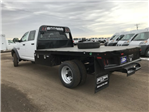 2018 Ram 5500 Crew Cab DRW 4x4,  Knapheide Platform Body #C871048 - photo 1