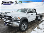 2018 Ram 5500 Crew Cab DRW 4x4, Platform Body #C871049 - photo 1