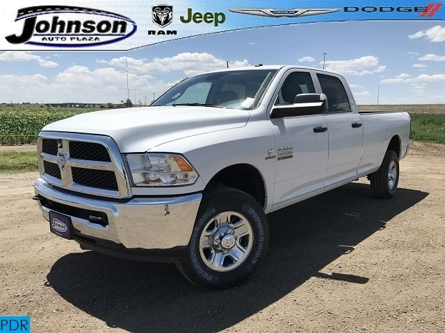 2018 Ram 2500 Crew Cab 4x4,  Pickup #C875208 - photo 1