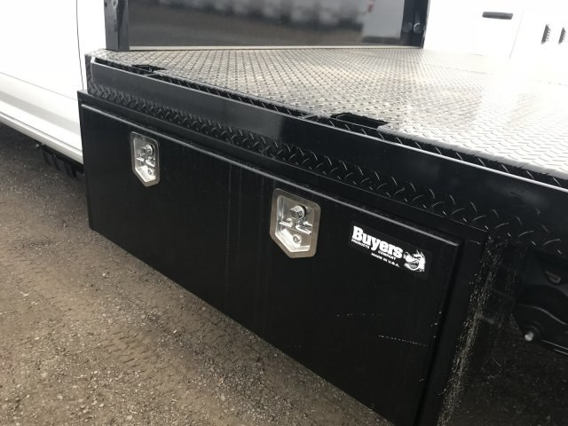 2018 Ram 5500 Crew Cab DRW 4x4,  Knapheide Platform Body #C875624 - photo 17