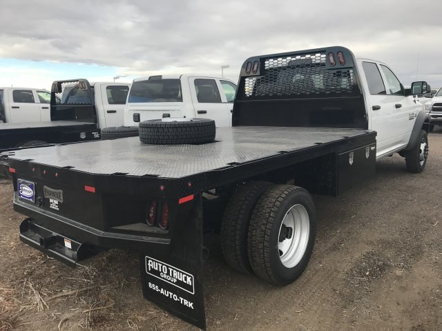 2018 Ram 5500 Crew Cab DRW 4x4,  Knapheide Platform Body #C875624 - photo 5