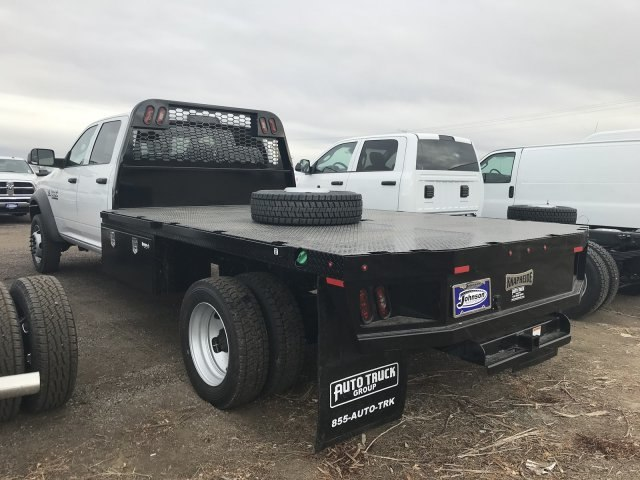2018 Ram 5500 Crew Cab DRW 4x4,  Knapheide Platform Body #C875624 - photo 2