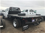 2018 Ram 5500 Crew Cab DRW 4x4,  Knapheide Platform Body #C875624 - photo 1