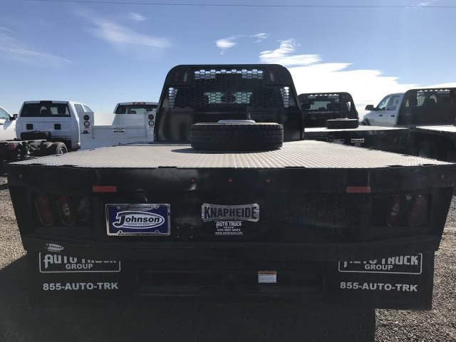 2018 Ram 5500 Crew Cab DRW 4x4,  Knapheide Platform Body #C877831 - photo 6