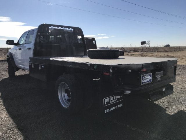 2018 Ram 5500 Crew Cab DRW 4x4,  Knapheide Platform Body #C877831 - photo 2
