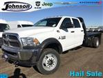 2018 Ram 5500 Crew Cab DRW 4x4,  Knapheide Platform Body #C877833 - photo 1