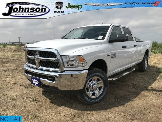 2018 Ram 2500 Crew Cab 4x4,  Pickup #C879222 - photo 1