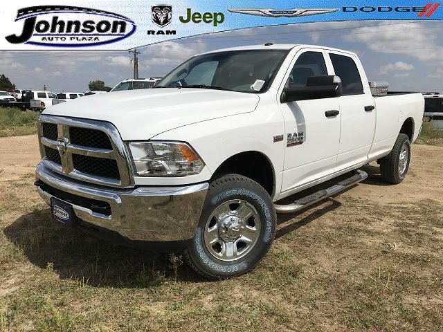 2018 Ram 2500 Crew Cab 4x4,  Pickup #C879223 - photo 1