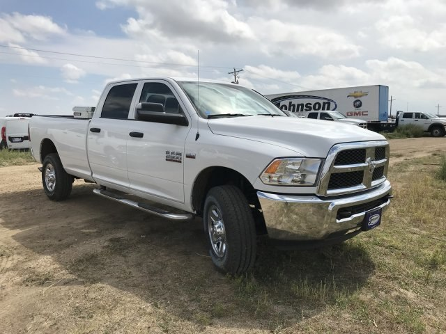2018 Ram 2500 Crew Cab 4x4,  Pickup #C879223 - photo 4