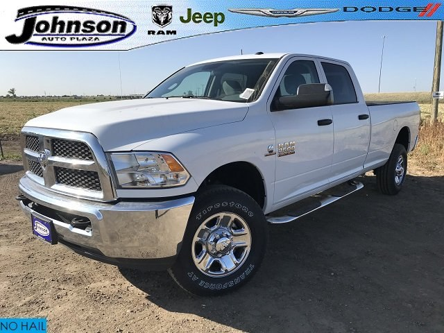 2018 Ram 2500 Crew Cab 4x4,  Pickup #C879233 - photo 1