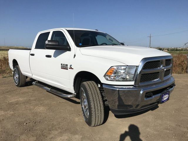 2018 Ram 2500 Crew Cab 4x4,  Pickup #C879233 - photo 4