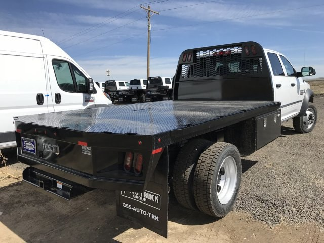 2018 Ram 5500 Crew Cab DRW 4x4,  Knapheide Platform Body #C880868 - photo 6
