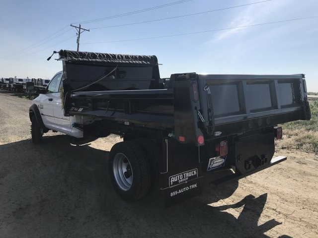 2018 Ram 5500 Crew Cab DRW 4x4,  Rugby Eliminator LP Steel Dump Body #C880869 - photo 2