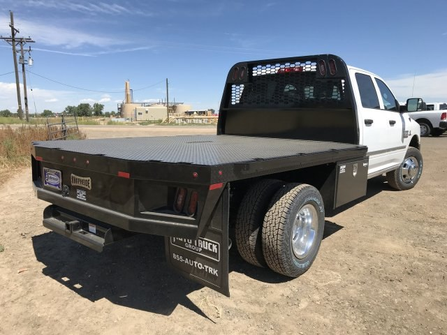 2018 Ram 3500 Crew Cab DRW 4x4,  Platform Body #C882196 - photo 2
