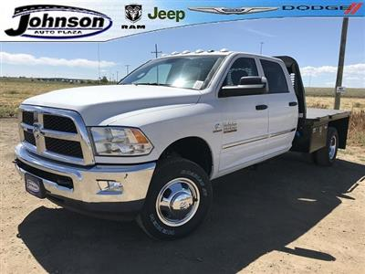 2018 Ram 3500 Crew Cab DRW 4x4,  Platform Body #C882196 - photo 1