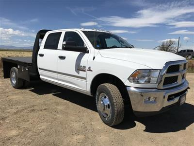 2018 Ram 3500 Crew Cab DRW 4x4,  Platform Body #C882196 - photo 4