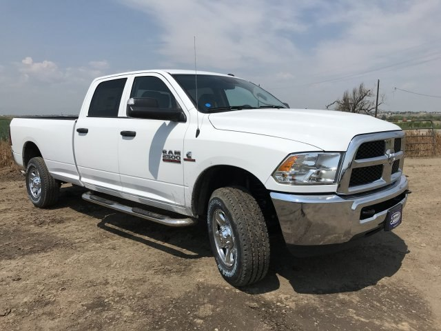 2018 Ram 2500 Crew Cab 4x4,  Pickup #C884190 - photo 4