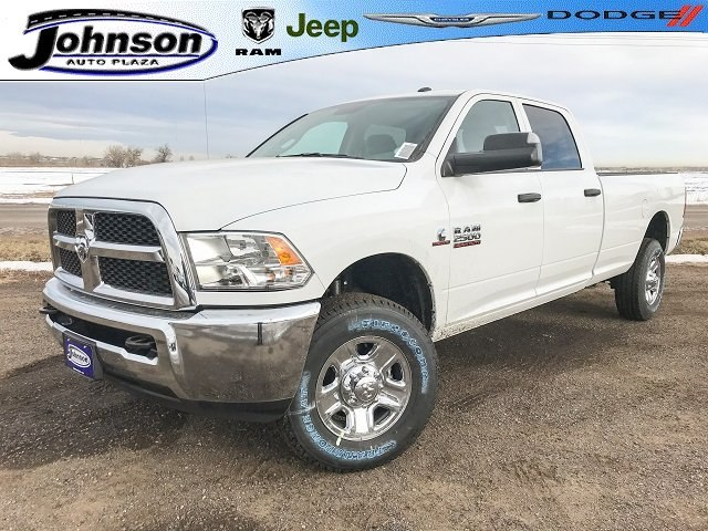 2018 Ram 2500 Crew Cab 4x4, Pickup #C884765 - photo 1