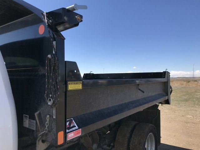 2018 Ram 5500 Regular Cab DRW 4x4, Monroe Dump Body #C885661 - photo 15