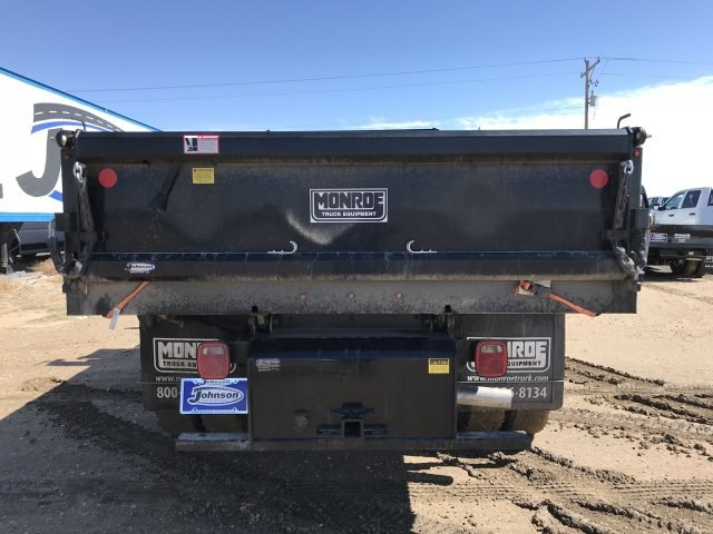 2018 Ram 5500 Regular Cab DRW 4x4, Monroe Dump Body #C885661 - photo 6