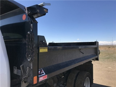 2018 Ram 5500 Regular Cab DRW 4x4,  Monroe MTE-Zee Dump Body #C885661 - photo 15