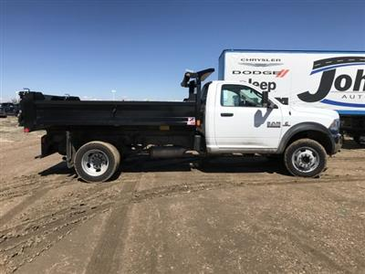 2018 Ram 5500 Regular Cab DRW 4x4,  Monroe MTE-Zee Dump Body #C885661 - photo 4