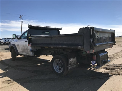 2018 Ram 5500 Regular Cab DRW 4x4,  Monroe MTE-Zee Dump Body #C885661 - photo 2