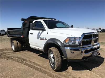 2018 Ram 5500 Regular Cab DRW 4x4,  Monroe MTE-Zee Dump Body #C885661 - photo 16