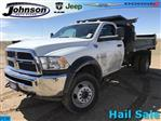 2018 Ram 5500 Regular Cab DRW 4x4,  Monroe MTE-Zee Dump Body #C885661 - photo 1