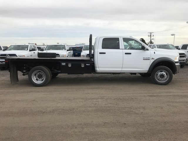 2018 Ram 5500 Crew Cab DRW 4x4,  Knapheide Platform Body #C885664 - photo 5