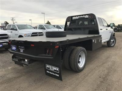 2018 Ram 5500 Crew Cab DRW 4x4, Platform Body #C885664 - photo 6