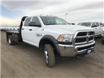 2018 Ram 5500 Crew Cab DRW 4x4, Platform Body #C885664 - photo 4