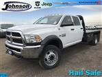 2018 Ram 5500 Crew Cab DRW 4x4,  Knapheide Platform Body #C885664 - photo 1