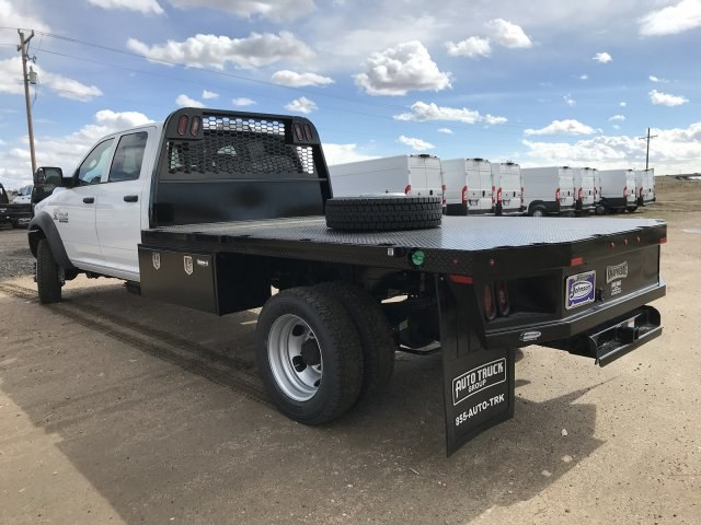 2018 Ram 5500 Crew Cab DRW 4x4,  Knapheide Platform Body #C885665 - photo 2