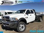 2018 Ram 5500 Crew Cab DRW 4x4,  Knapheide Platform Body #C885666 - photo 1