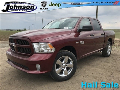 2018 Ram 1500 Crew Cab 4x4,  Pickup #C886884 - photo 1