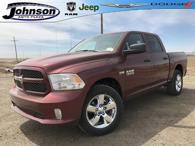 2018 Ram 1500 Crew Cab 4x4, Pickup #C886885 - photo 1