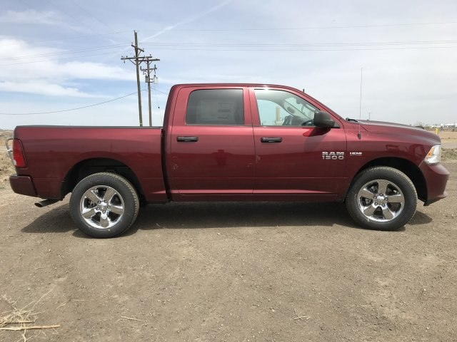 2018 Ram 1500 Crew Cab 4x4, Pickup #C886885 - photo 4