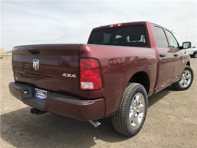 2018 Ram 1500 Crew Cab 4x4, Pickup #C886885 - photo 5