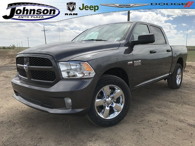2018 Ram 1500 Crew Cab 4x4, Pickup #C886886 - photo 1