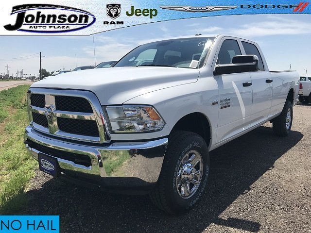 2018 Ram 2500 Crew Cab 4x4,  Pickup #C887745 - photo 1