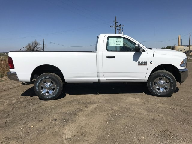 2018 Ram 2500 Regular Cab 4x4,  Pickup #C890610 - photo 5