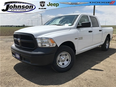 2018 Ram 1500 Crew Cab 4x4, Pickup #C897511 - photo 1