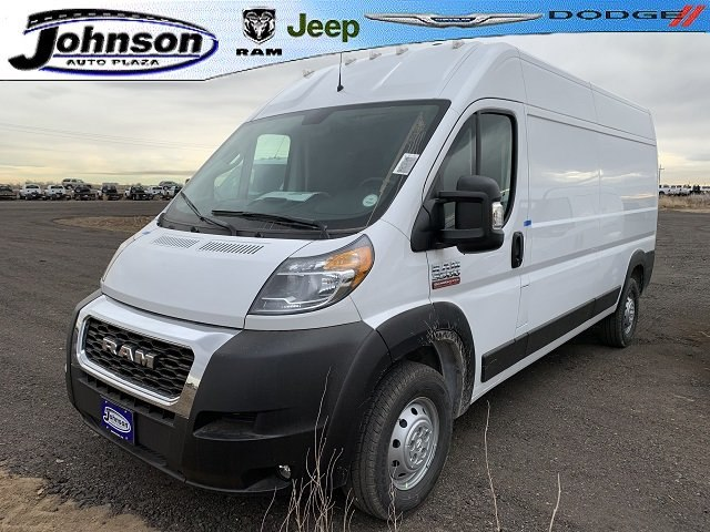 2019 ProMaster 3500 High Roof FWD,  Empty Cargo Van #C908737 - photo 1