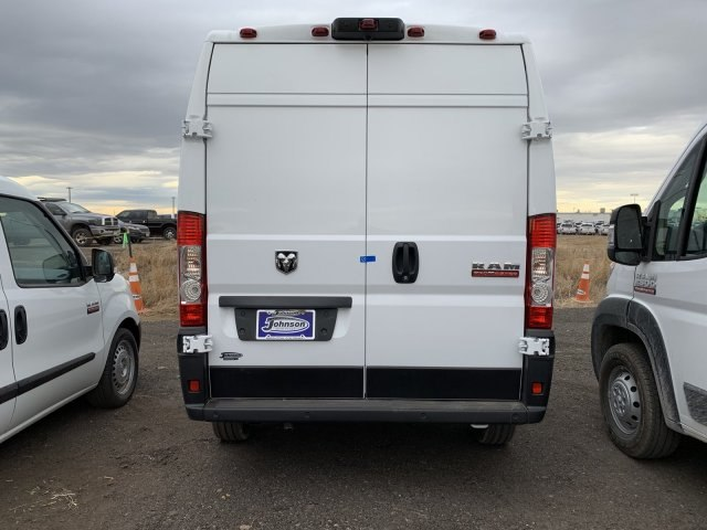 2019 ProMaster 3500 High Roof FWD,  Empty Cargo Van #C908737 - photo 5
