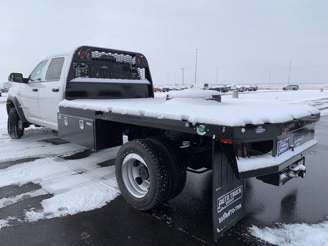 2019 Ram 5500 Crew Cab DRW 4x4, Knapheide Platform Body #C910714 - photo 1