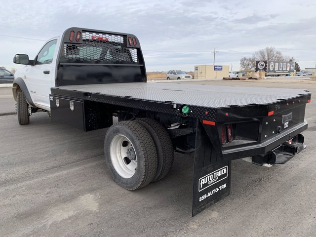 2019 Ram 5500 Regular Cab DRW 4x4, Knapheide Platform Body #C921596 - photo 1